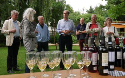 7Vini Vin og Gourmet Efterårssmagningsmagning onsdag den 1. november 2017