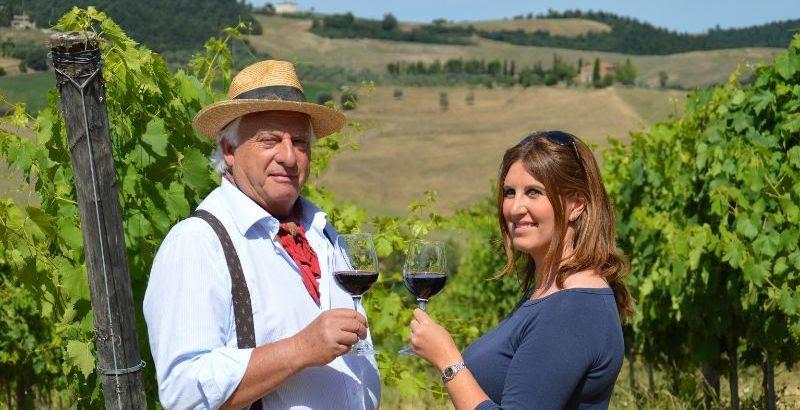 Stort garagesalg – kom og smag vores nye vine fra Montepulciano
