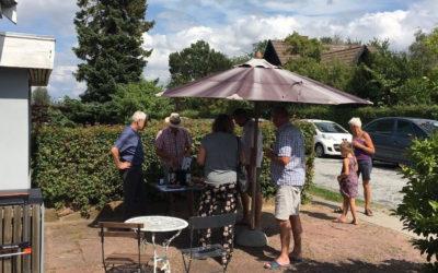 7Vini inviterer til garagesalg med sommerferiestemning og masser af smagsprøver